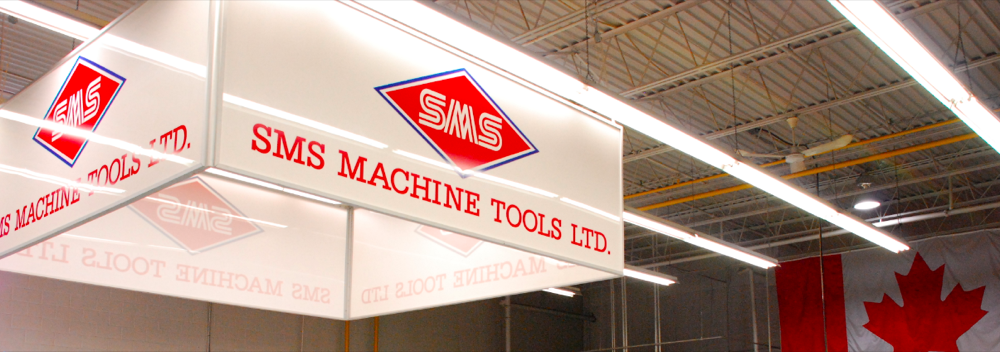 SMS Machine Tools CNC Distributors