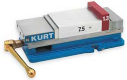 Kurt Vise D688 With 8.8 inch opening