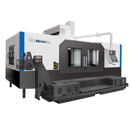 Vertical Machining Center Hyundai Wia F960 Cnc Machine