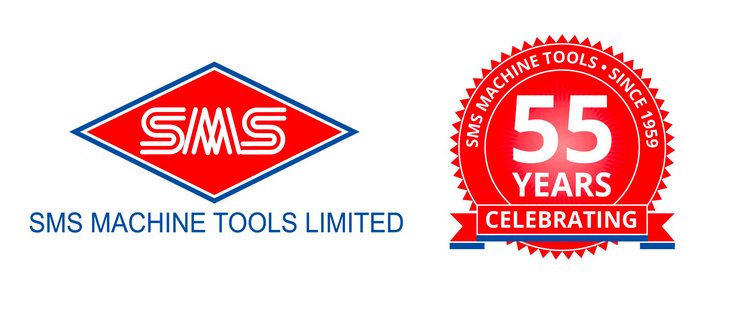 sms machinet tools 55 years